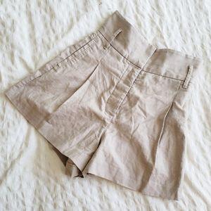 Wilfred Aritzia Brown Shorts